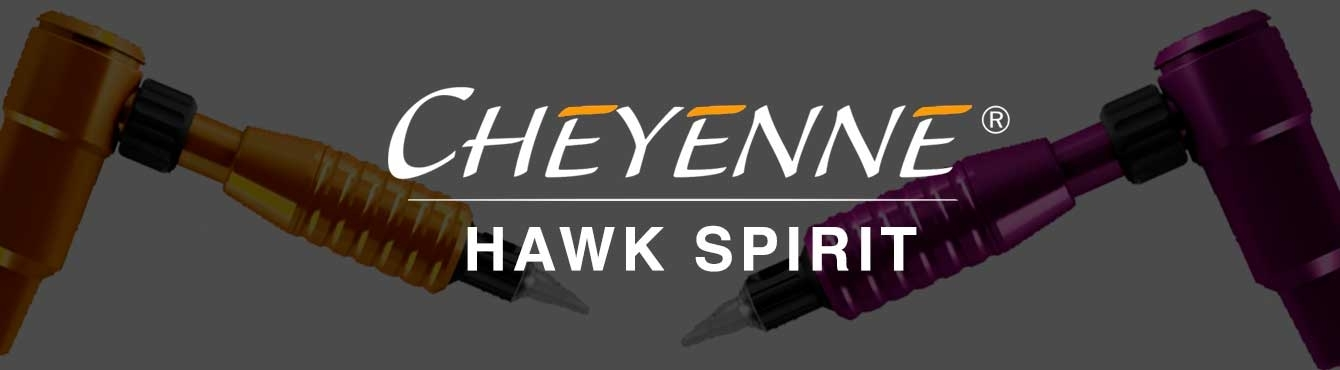 CHEYENNE HAWK SPIRIT