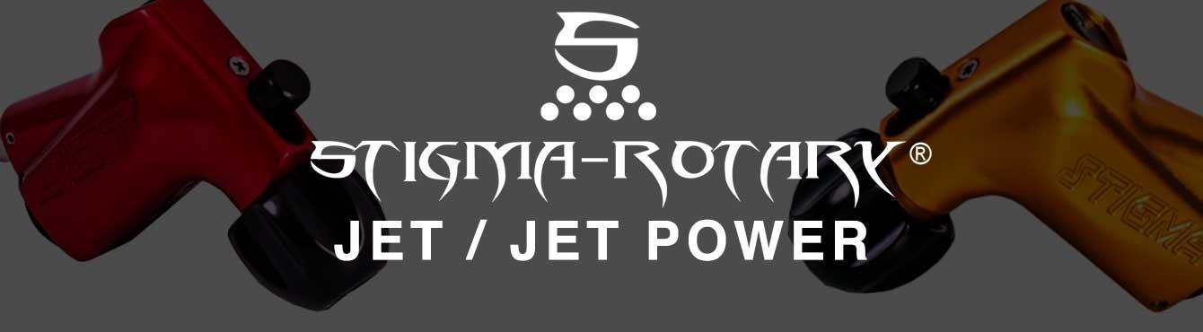 Maquina híbrida de tatuar Power Jet