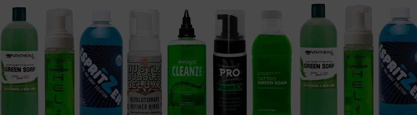 JABONES GREEN SOAP