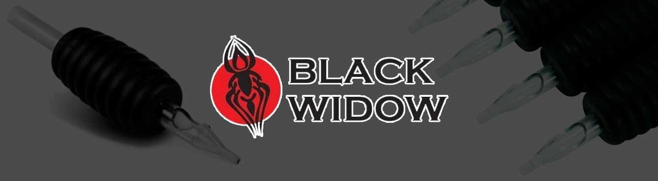 GRIP DESECHABLE BLACK WIDOW 25MM