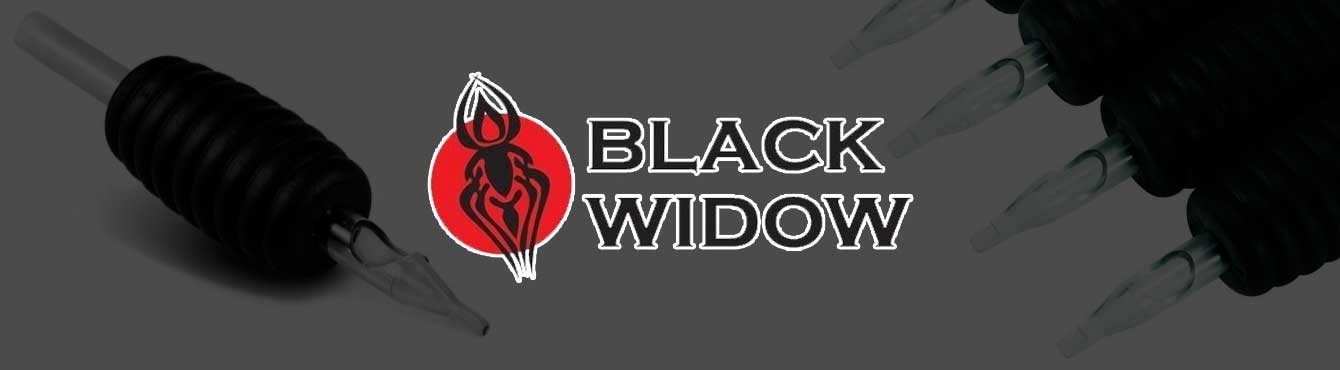 GRIP DESECHABLE BLACK WIDOW 25MM