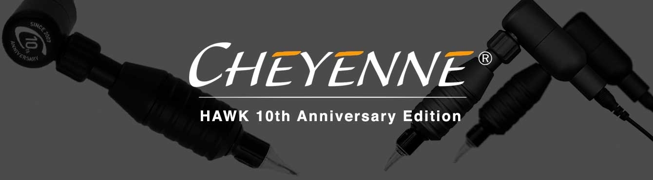 Cheyenne Hawk 10 Years Edition