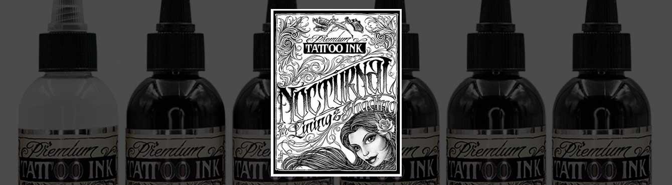 Tintas para tatuar Nocturnal ink