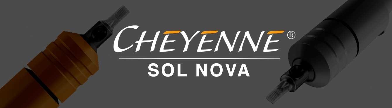 Máquina De Tatuar Cheyenne Sol Nova