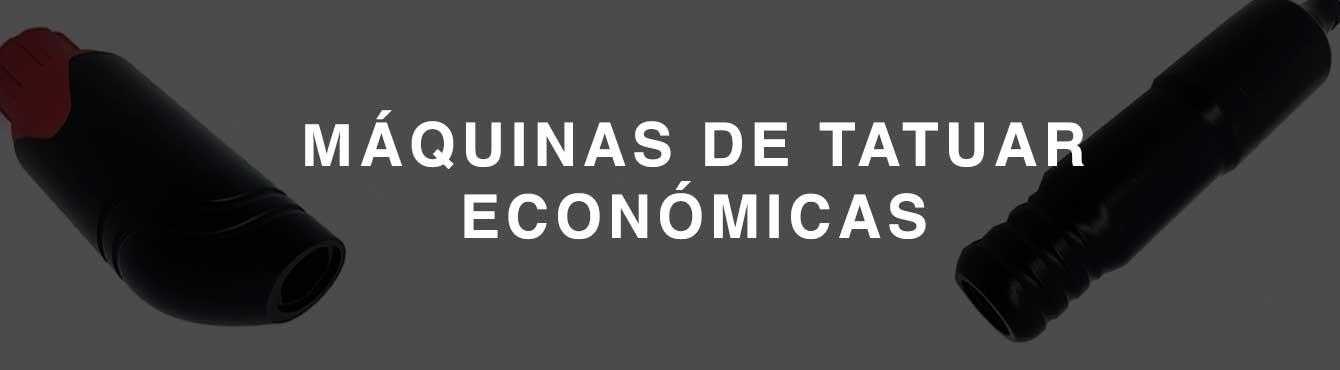 MÁQUINAS ROTATIVAS ECONÓMICAS