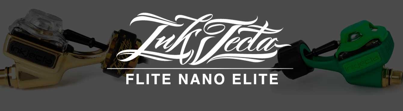 Maquina rotativa Inkjecta Flite Nano Elite