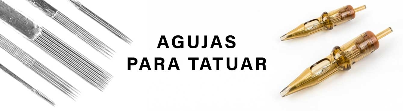 Agujas para tatuar, tradicionales para tattoo | Grip Tattoo Supplies