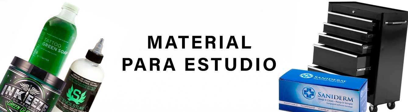 Material variado para el estudio