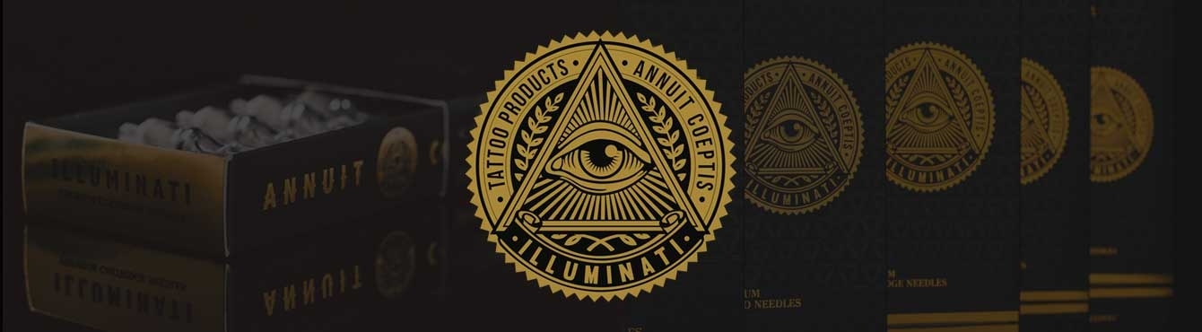 Cartucho ILLUMINATI son de alta calidad | Grip Tattoo Supplies