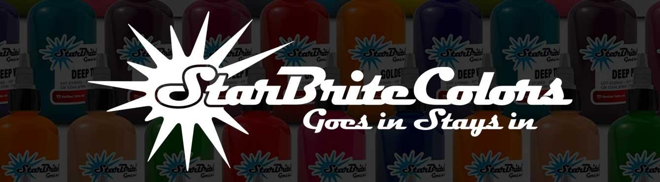 Tintas para tatuar Starbrite colors  | Grip Tattoo Supplies