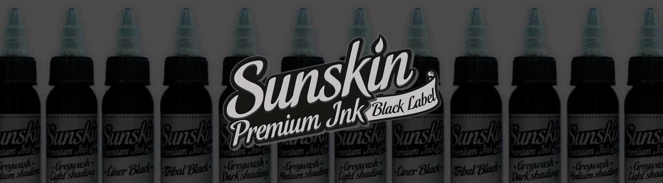 Tinta para tatuar Sunskin