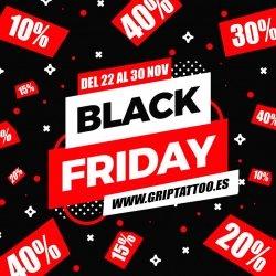 BLACK FRIDAY‼️ Ya están aquí los descuentos en todos los productos de nuestra web 🤪 10%, 20%, 30% hasta 40% de descuento en artículos seleccionados❕❕ Disponible en... www.griptattoo.es www.griptattoo.es www.griptattoo.es ➖➖➖➖➖➖➖➖➖➖➖➖➖ BLACK FRIDAY‼️Discounts on all the products on our website are here 🤪  10%, 20%, 30% up to 40% discount on selected items❕❕  Available in...  www.griptattoo.es  www.griptattoo.es  www.griptattoo.es #griptattoo #griptattoosupplies #griptattoosupply #spainsupplier #tattooproduct #blackfridad #blackfriday2020 #discounts #descuentos #productostattoo #materialtattoo
